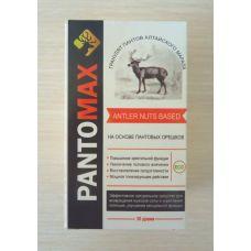Pantomax - таблетки для повышения потенции мужчин (Пантомакс)