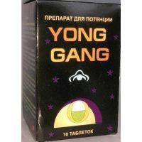 Yong Gang - возбуждающие таблетки для мужчин (Йонг Ганг)