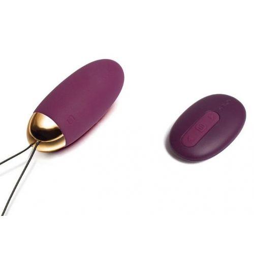Виброяйцо Elva, цвет фиолетовый