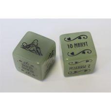Кубики неоновые для эротической игры СДЕЛАЙ ЭТО