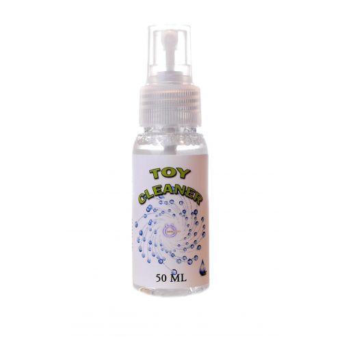 Спрей для очистки интимных игрушек Toy Cleaner Boss Series 50 ml
