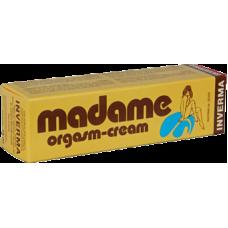 Стимулирующий клиторальный крем INVERMA Madame Orgasm Cream 18 ml