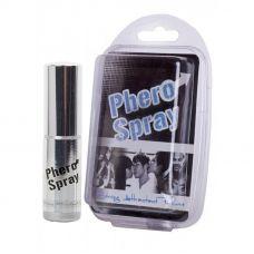 Мужской спрей с феромонами RUF Phero Spray 15 ml