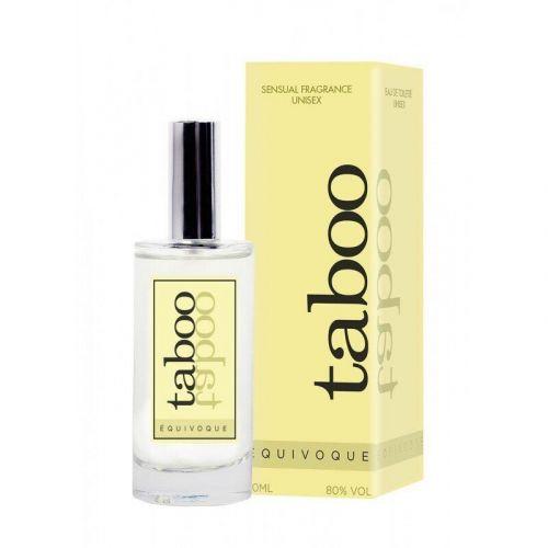 Туалетная вода Ruf с феромонами унисекс Taboo Equivoque 50 ml