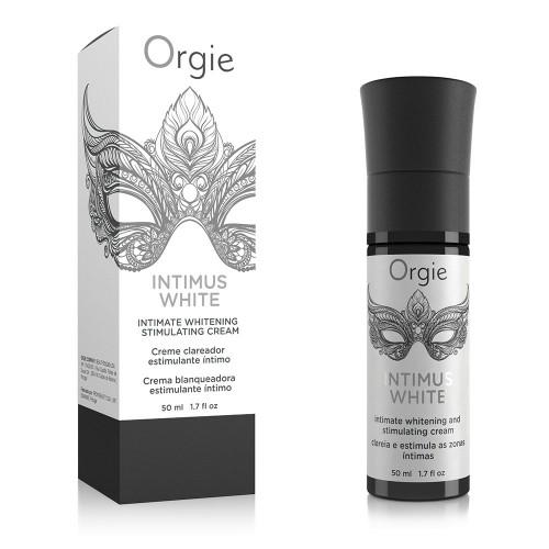 Возбуждающий гель с эффектом осветления кожи Orgie