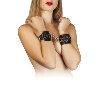 Наручники для развлечения Leather Hand Cuffs