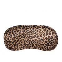 Маска на глаза из сатина леопардовая Satin Love Mask
