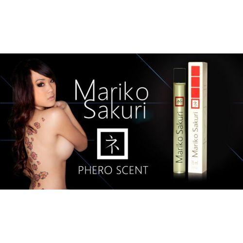 Духи женские с феромонами Mariko Sakuri 15 ml
