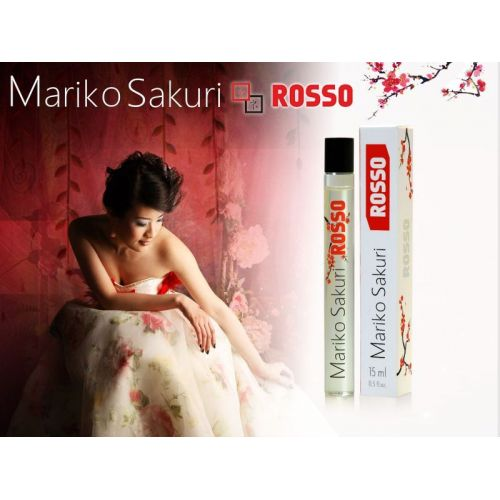 Духи с феромонами женские Mariko Sakuri ROSSO
