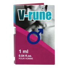 Пробник мужских духов Aurora V-rune 1 ml