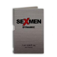 Пробник мужских духов с феромонами Aurora Sexmen Dynamic 1 ml