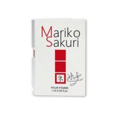 Духи с феромонами женские пробник Mariko Sakuri 1 ml