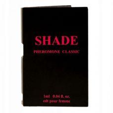 Пробник духи с феромонами женские SHADE PHEROMONE Classic 1 мл