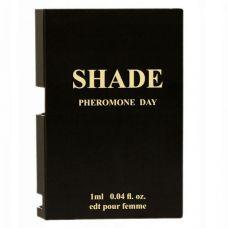 Пробник духи с феромонами женские SHADE PHEROMONE Day, 1 мл