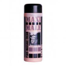 Массажный крем для увеличения пениса Ruf MAXI MALE 200 ml