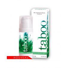 Пролонгирующий гель для мужчин TABOO DELAY gel, 30 ml