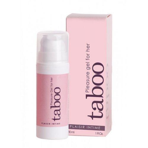 Стимулирующий клиторальный гель Ruf Tabbo 30 ml