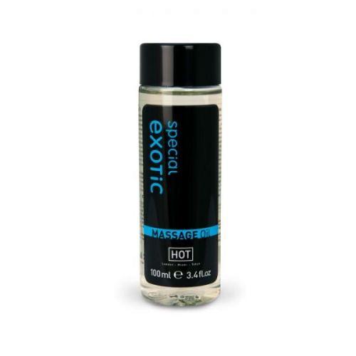 Массажное масло возбуждающее с экзотическим ароматом Hot Special Exotic, 100 мл