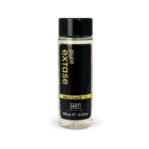 Массажное масло расслабляющий с пряным запахом Hot Pure Extase 100 мл