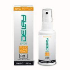 Спрей-пролонгатор для продлевающего ефекта  HOT DELAY