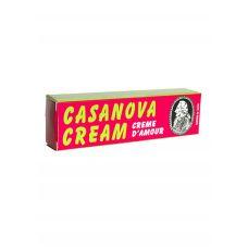 Возбуждающий крем для члена Inverma Casanova Cream 13 ml
