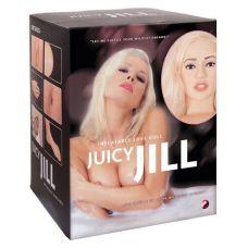 Надувная секс кукла с реалистичным личиком  Juicy Jill 511919