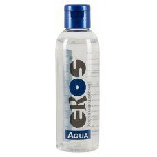 Вагинальный гель-лубрикант на водной основе EROS Aqua bottle ( 50 ml )