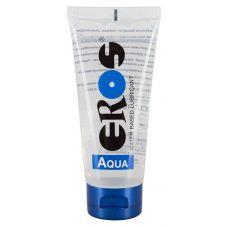 """Вагинальный гель-лубрикант на водной основе EROS """"Aqua""""  ( 200 ml )"""