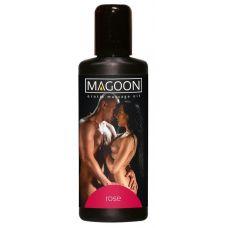 Массажное масло аромат розы Magoon Rose , 100 мл