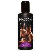 Массажное масло аромат миндаля Magoon Indisches Liebes-Öl , 100 мл