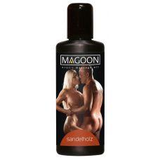 Массажное масло аромат Сандал Magoon Sandelholz , 100 мл