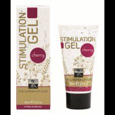 Возбуждающий гель для интимной стимуляции SHIATSU Cherry (30 ml)