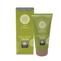 Крем анальный расслабляющий SHIATSU Anal Relax Cream 50 ml