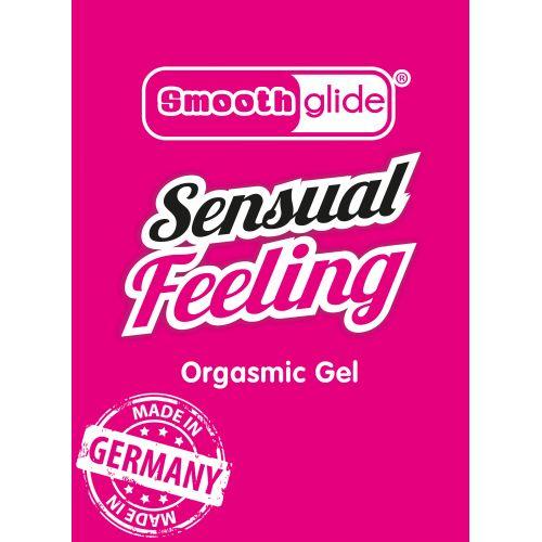 Стимулирующий гель для усиления женского оргазма Smoothglide Sensual Feeling 30 мл