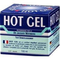 Лубрикант на водной основе с согревающим эффектом Hot Gel