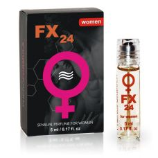 Духи с феромонами для женщин FX24 Aroma , 5 ml