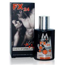 Духи с феромонами для мужчин MAXER FX24 50 ml