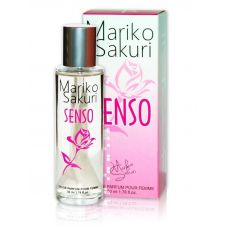 Духи с феромонами для женщин Mariko Sakuri SENSO 50 ml