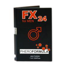 Духи с феромонами для мужчин FX24 for Men 1 ml