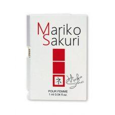 Духи с феромонами для женщин Mariko Sakuri 1 ml