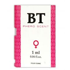Духи с феромонами для женщин BT PHERO SCENT 1 ml