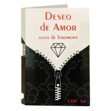 Духи с феромонами для женщин Deseo De Amor 1 мл