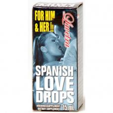 Возбуждающие капли для женщин Cobeco Pharma Spanish Love Drops Lavetra 15 ml