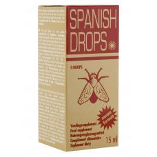 Капли возбуждающие для двоих Cobeco Pharma SPANISH FLY GOLD 15 ml