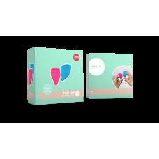 Менструальная чаша Fun Cup размер А