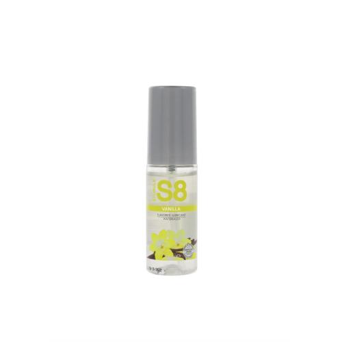 Оральный лубрикант на водной основе со вкусом ванили Stimul8 Flavored 50 мл