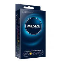 Презервативы My Size 53 mm (10 штук) Май Сайз (Ми Сайз)