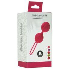 Вагинальные шарики Adrien Lastic Geisha Lastic Balls Mini Pink (S)