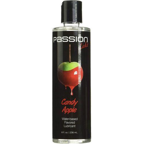 Оральная смазка на водной основе со вкусом карамельного яблока Passion Licks Сandy 236 мл
