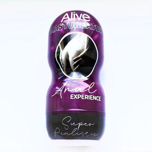 Мастурбатор Alive Super Realistic Anal